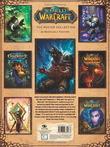 Image of World of Warcraft: The Poster Collection (Insights Poster Collections)
