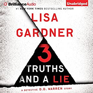 3 Truths and a Lie Audiobook