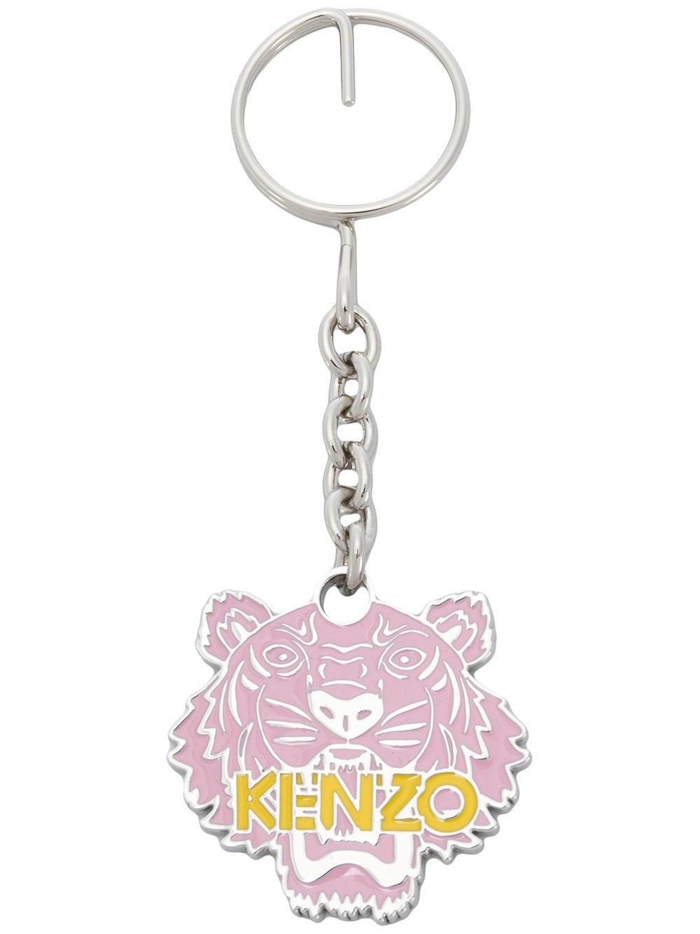 Kenzo Women's F665ac300o2132 Pink Metal Key Chain