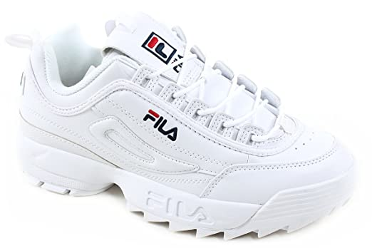 Fila, Sneaker donna, Bianco (bianco), 37 EU: Amazon.it ...