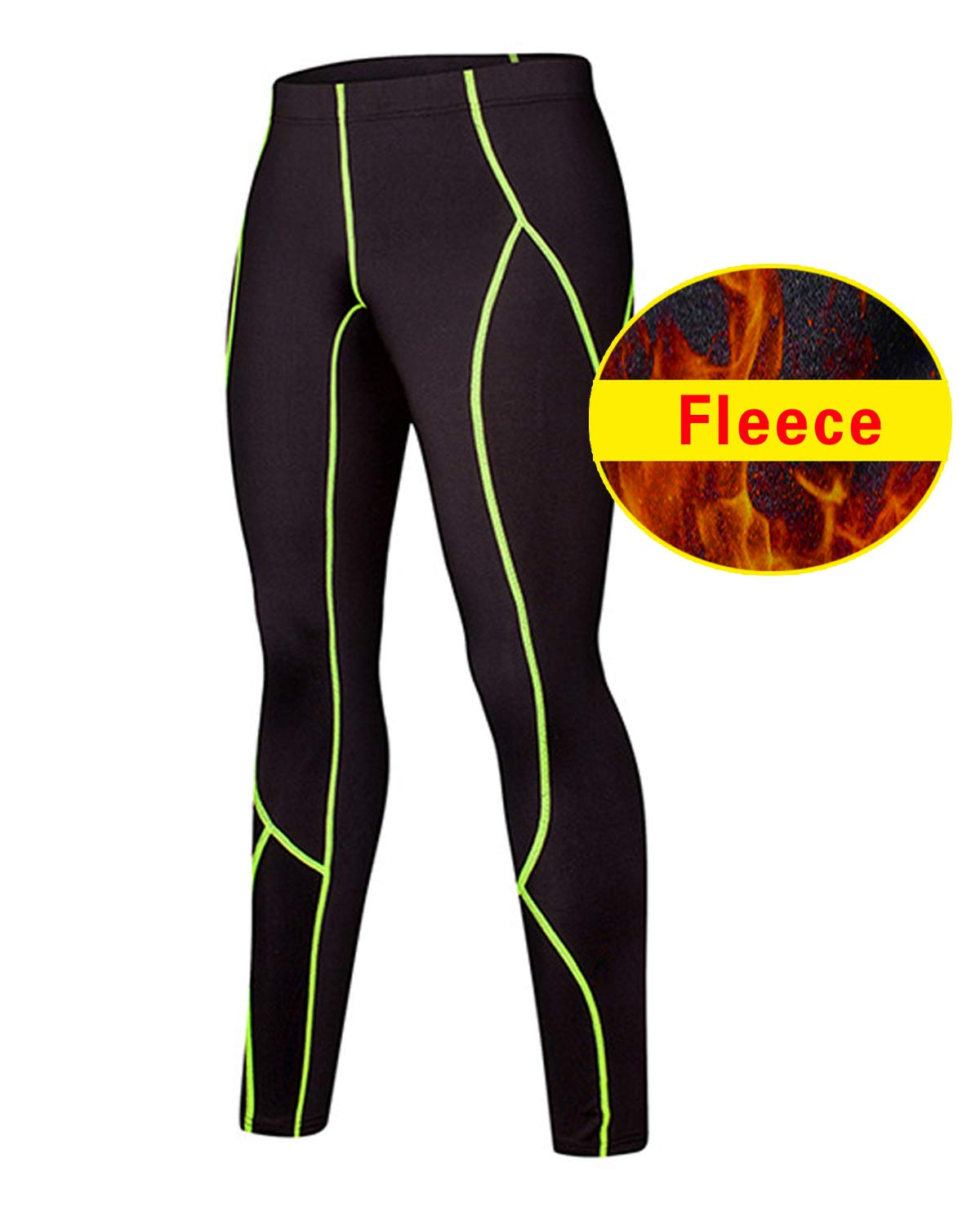 f7140326937c1 Amazon.com : LNJLVI Boys & Girls Compression Pants Sports Base Layer  Legging/Tights : Sports & Outdoors