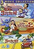 Lilo & Stitch / Lilo & Stitch 2 / Stitch the Movie [DVD]