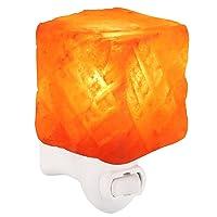 Amazon.com deals on BESWILL Himalayan Salt Lamp Night Light