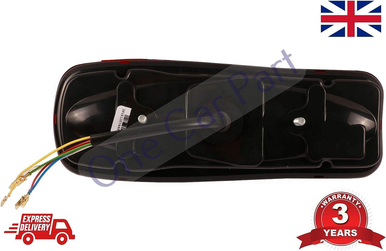 Craft-Equip Natoknochen 2500A Batterie Trennschalter NFZ 2 polig Not Aus KFZ
