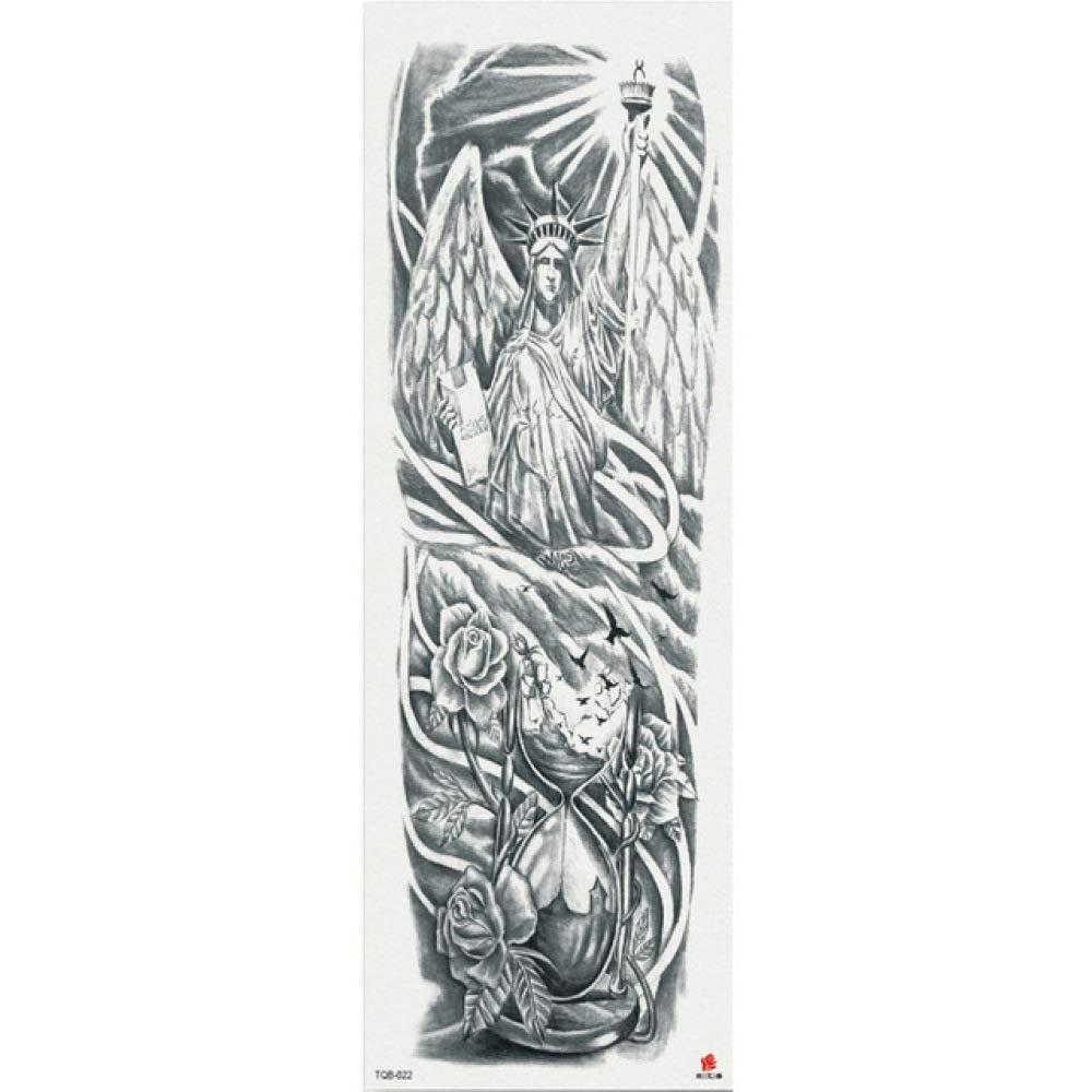 7pcs Tatuaje impermeable del tatuaje no tóxico pieza tatuaje de la ...