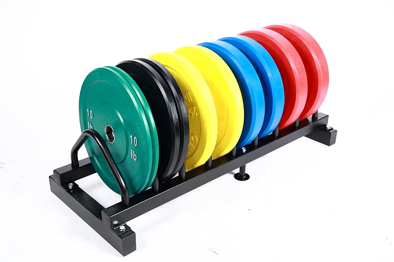 Aderオリンピックカラーバンパープレート、画像参照用のみ B00JQNN414 10 Lbs Green
