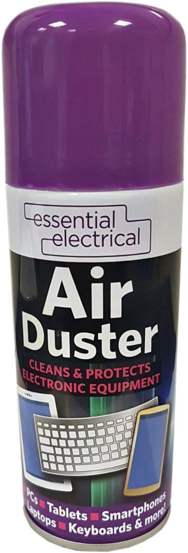 C 3 latas de aire comprimido limpiador en spray – 200 ml para ...