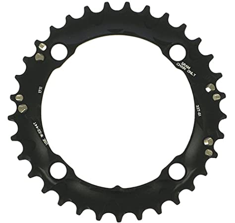 Aerozine Chain Ring 2x10 BCD104// 64mm//42-29T//40-27T//39-26T//36-22T//38-24T//shimano