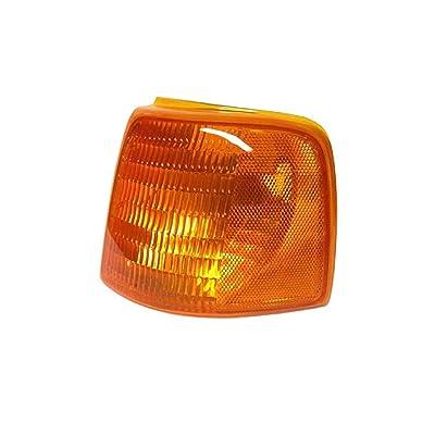 93-97 Ford Ranger Corner Light Turn Side Marker Signal Lamp - Left: Automotive