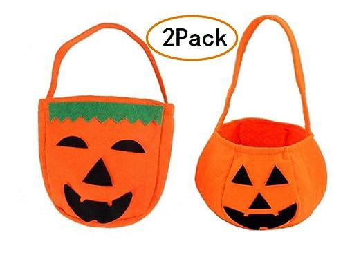 Bolsas de caramelo para Halloween, 2 unidades de BESTYE ...
