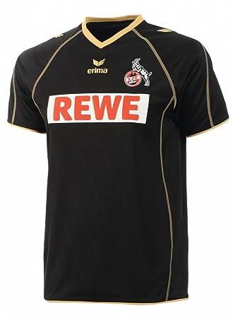 Erima Kinder Trikot 1 Fc Köln Away 2 Jersey Blackgold 164
