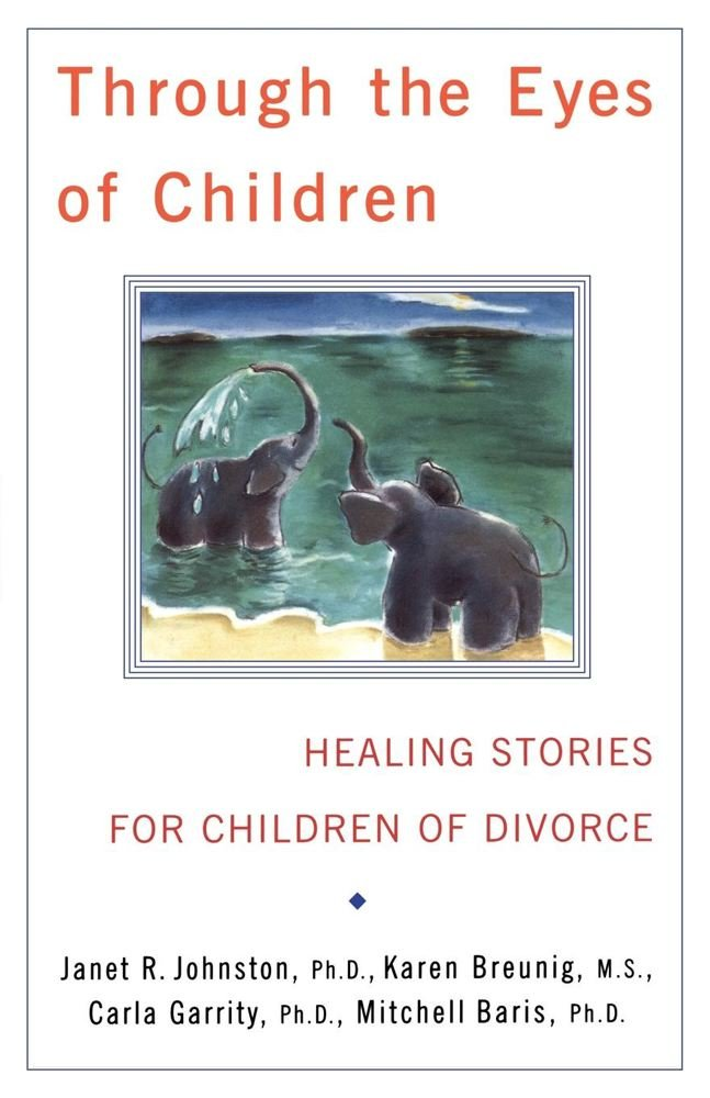 Through The Eyes Of Children  Healing Stories For Children Of Divorce
