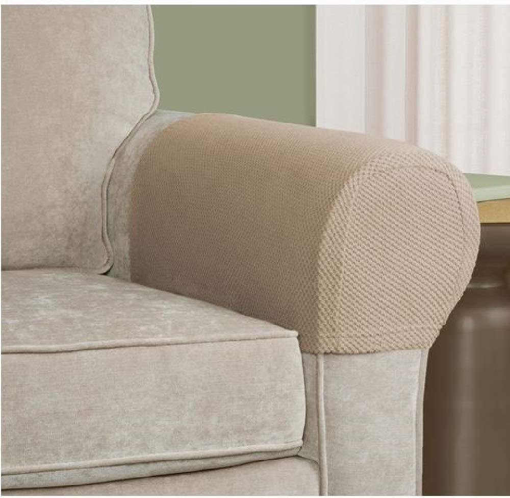Amazon.com: Funda de muebles para reposabrazos, de tela ...