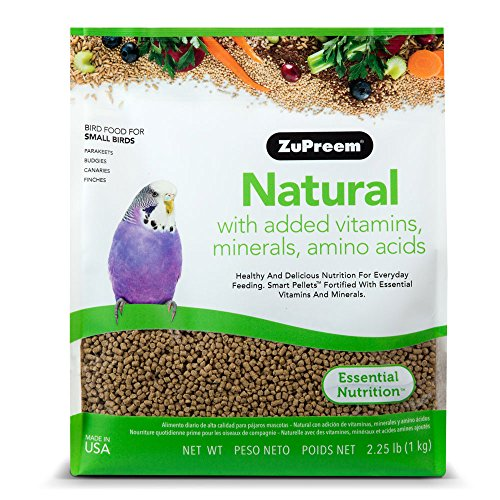 Natural-Medium-Large-Bird-Food