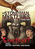 img - for Sanctuary (Stone Man Mysteries) (The Stone Man Mysteries) book / textbook / text book