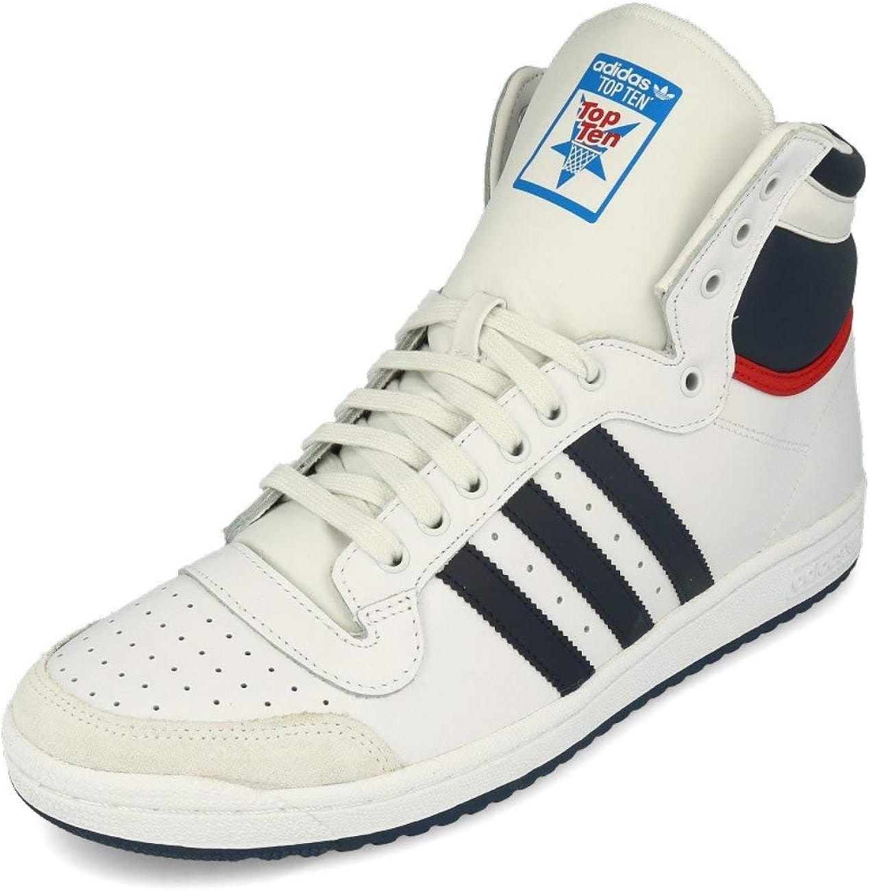 adidas Top Ten Hi, Zapatillas Hombre^Mujer: Amazon.es: Zapatos y complementos