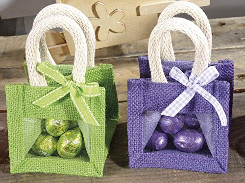 Ideapiu nbsp;C Handles Window 12 Jute in and Bag Cotton Rope rxvqrPaSw