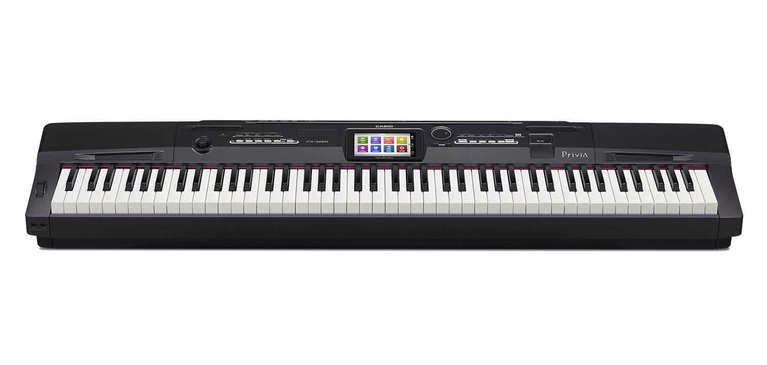 Features And Bonuses Of Casio Px 360