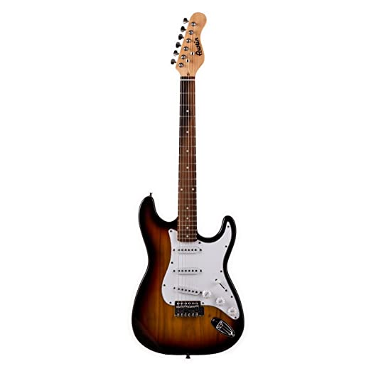 Austin RCE10 Guitarra eléctrica tipo Stratocaster: Amazon.es: Juguetes y juegos