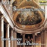 Bach: Brandenburg Concertos No. 4, 5 & 6