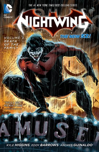 Amazon nightwing vol 3 death of the family the new 52 ebook 3 death of the family the new 52 by fandeluxe Images