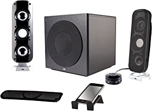 Cyber Acoustics CA-3908 3 pc Powered Speakers