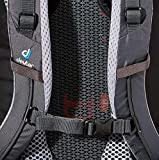 Deuter Futura Vario 50+10, Graphite/Black