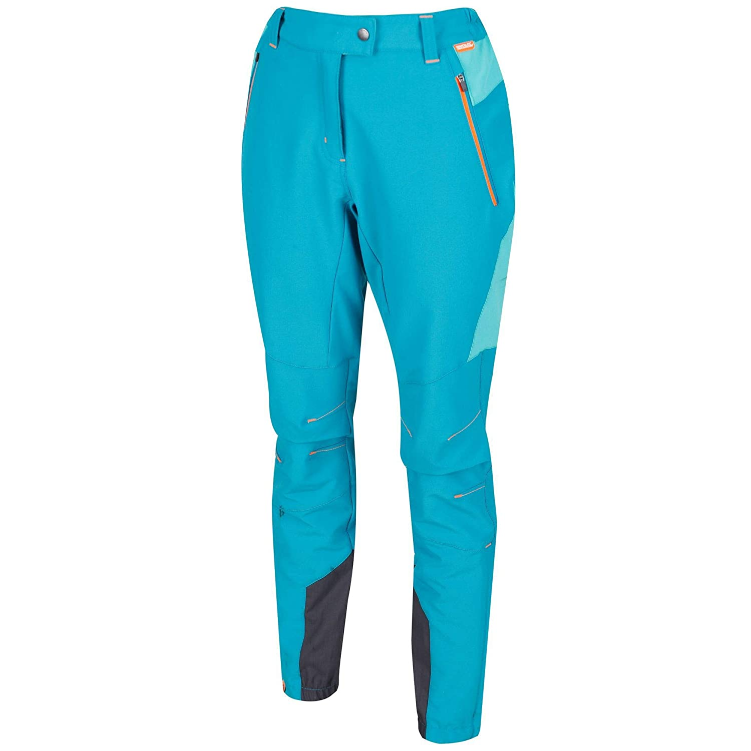 Regatta Womens Mountain Water Repellent Active Hiking Trousers
