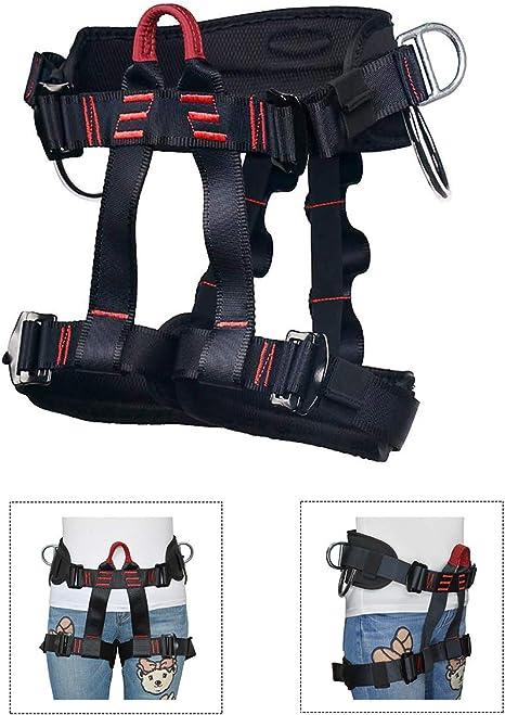 HeeJo - Arnés de Escalada Grueso, Protege la Cintura, arnés de ...