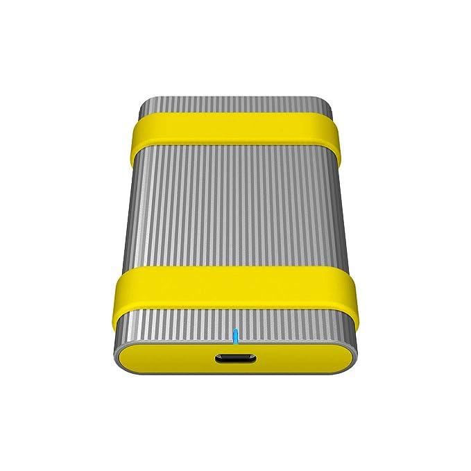 Sony SLC-2 - Disco Duro Externo SSD (2TB, Velocidad de 540MB/s ...