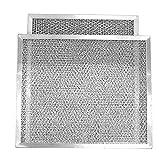 Broan 97007894 Range Hood Grease Filter, 2-Pack
