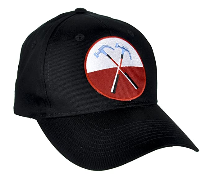 4d2c6324616 Image Unavailable. Image not available for. Color  Pink Floyd the Wall  Hammers Hat Baseball ...