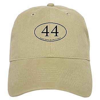 Barack Obama, 44Th President - Baseball Cap with Adjustable Closure, Unique Printed Baseball Hat