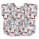 Bumkins Waterproof Junior Bib, Fire Engine (1-3 Years)