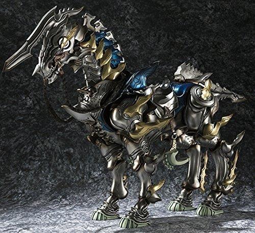 魔戒可動 牙狼 魔導馬 ギンガ 全高約22cm ABS&PVC製 フィギュア B00MBTNSE8