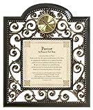 Pastor's Prayer - 15'' X 18'' Wall Clock