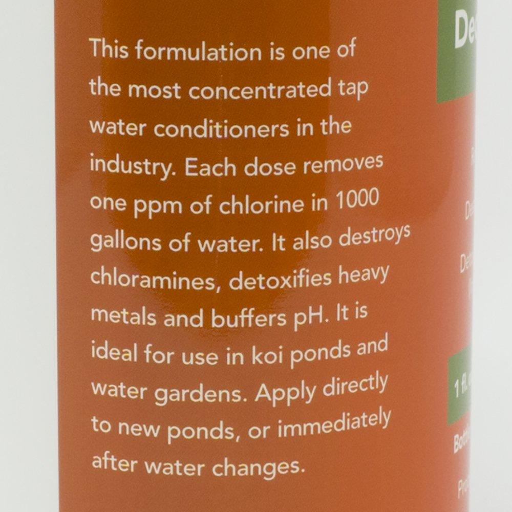 Amazon.com : Pond Force Dechlorinator and Heavy Metals Detoxifier ...