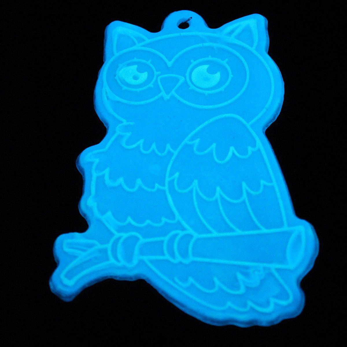 Blue Glow in the Dark & UV Reactive Pigment Powder - 500 Grams by Techno Glow Inc (Image #6)