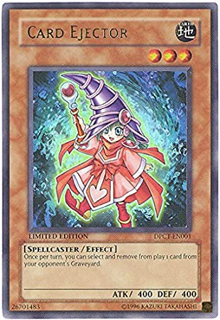 Yu-Gi-Oh! - Card Ejector (DPCT-EN001) - Duelist Pack Collection Tin - Limited...: Amazon.es: Juguetes y juegos