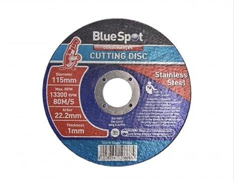 Disco de corte de 115 mm x 1 mm corte disco de corte de ...