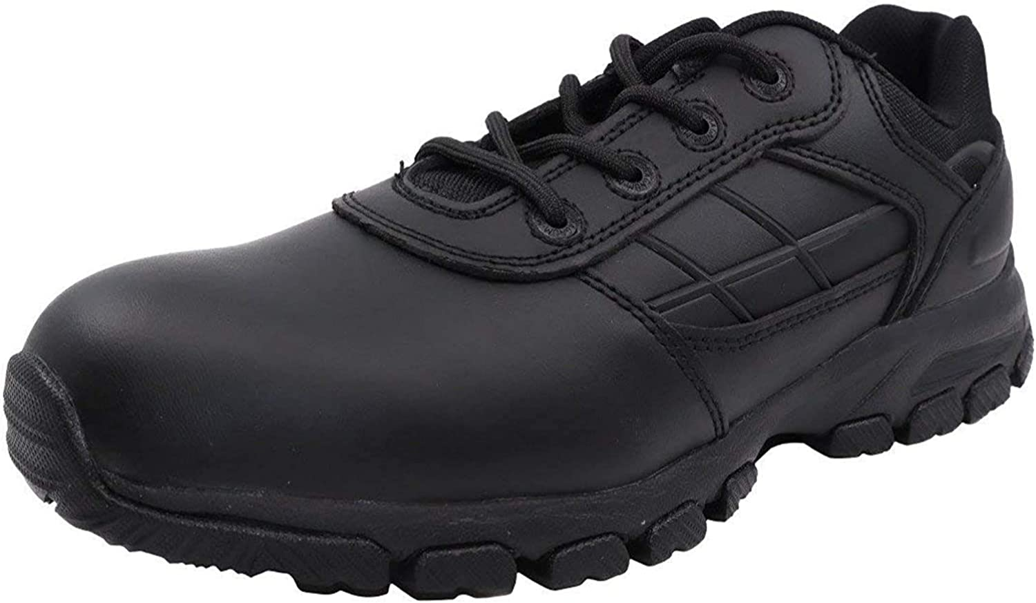 Magnum Men s Response Iii Low Ankle-High Leather Industrial Construction