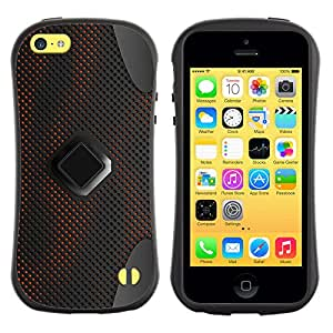 Be-Star Impreso Colorido Diseño Antichoque Caso Del iFace Primera Clase Tpu Carcasa Funda Case Cubierta Par Apple iPhone 5C ( Abstract Pattern )