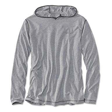 5e4ab4d12 Orvis Men's Drirelease Pullover Hoodie at Amazon Men's Clothing store: