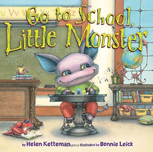 School Little Monster Helen Ketteman product image