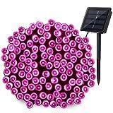 Best Solar String Lights - Qedertek Solar String Lights Outdoor, 200 LED 72 Review