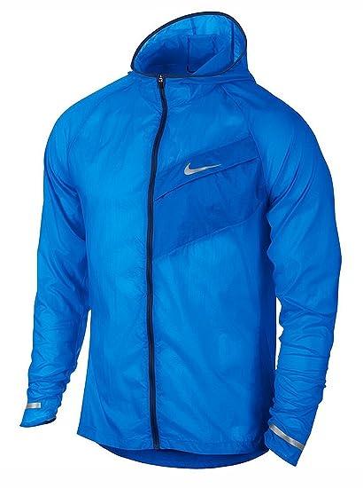 03e27b0e89b9 Nike Men s Impossibly Light Running Jacket - Hyper Cobalt Midnight - XL