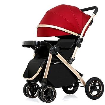 GFGF Cochecito de bebé Baby Cart Mini Umbrella Carretilla para niños Simple y portátil,4#: Amazon.es: Deportes y aire libre
