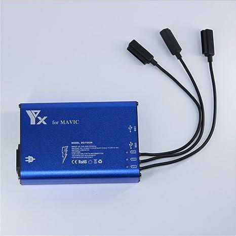 Xmipbs Cargador de bateršªa Paralelo con Dos Puertos USB ...