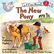The New Pony: Pony Scouts, Book 7 | Catherine Hapka