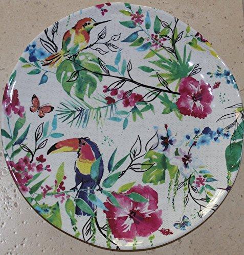 Cynthia Rowley Tropical Floral 11